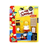 The Simpsons Series 5 Playmates Action Figure Martin Prince