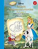 Learn to Draw Disney's Classic Animated Movies: Featuring Favorite Characters from Alice in Wonderland, the Jungle Book, 101 Dalmatians, Peter Pan, ... Draw Favorite Characters: Expanded Edition)
