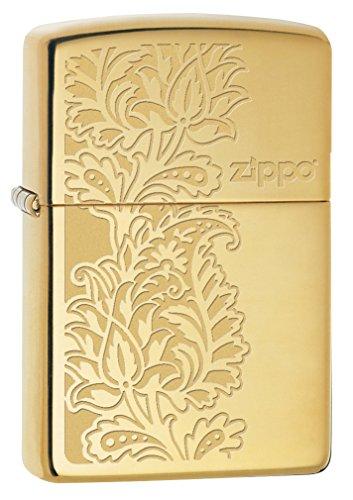 Zippo Flower Lighters