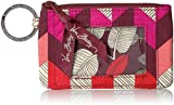 Vera Bradley womens Zip Id Case, Bohemian Blooms, One size
