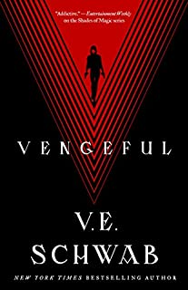 Book Cover: Vengeful