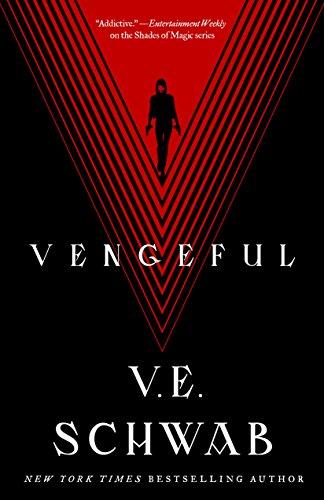 Book Cover: Vengeful