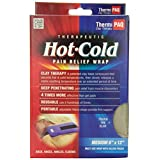 Carex Thermipaq Hot/Cold Pain Relief Wrap (Medium, Knee/Elbow)