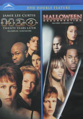 Halloween H20: 20 Years Later / Halloween: Resurrection -
