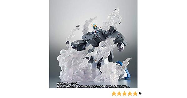 Bandai Robot Soul Side MS RX-78NT-1FA Gundam NT-1 Ver. ANIME- Equipo de Armadura Completa