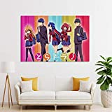 MNBVC Anime Toradora! Poster Decorative Painting