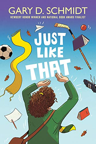 Book Cover: Just Like That