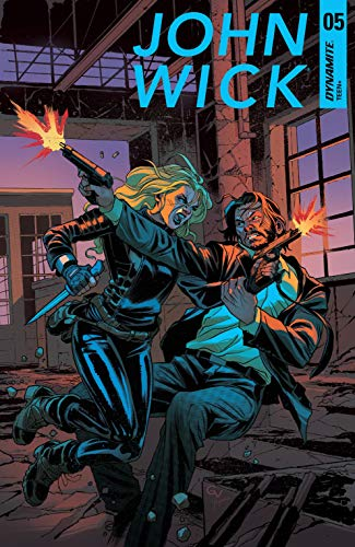 Pdf Graphic Novels John Wick #5