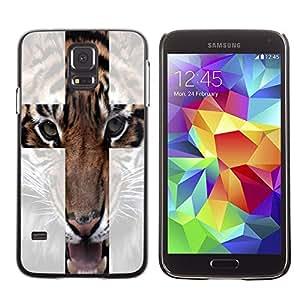 Dragon Case - FOR Samsung Galaxy S5 - In your tongue - Caja protectora de pl??stico duro de la cubierta Dise?¡Ào Slim Fit