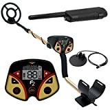 Fisher Labs F2 Metal Detector w/ 11