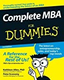 img - for Complete MBA For Dummies (For Dummies (Business & Personal Finance)) book / textbook / text book