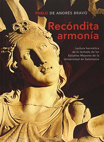 Descargar Libro Recóndita Armonía De Pablo Pablo De Andrés Bravo