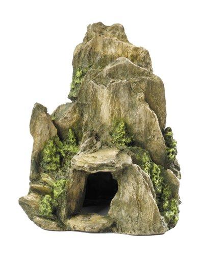 Europet Bernina Décor pour Aquarium en Polyrésine Pierre Mousse 19 cm 234-104569