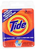 Best Tide Pouches - Tide Travel Sink Packets, 3 Count (4 Pouches) Review