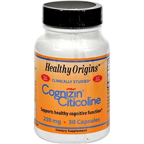 Healthy Origins Cognizin Citicoline 250Mg 30 Cap