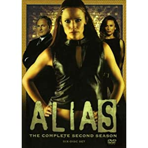 Alias - The Complete Second Season (2001)