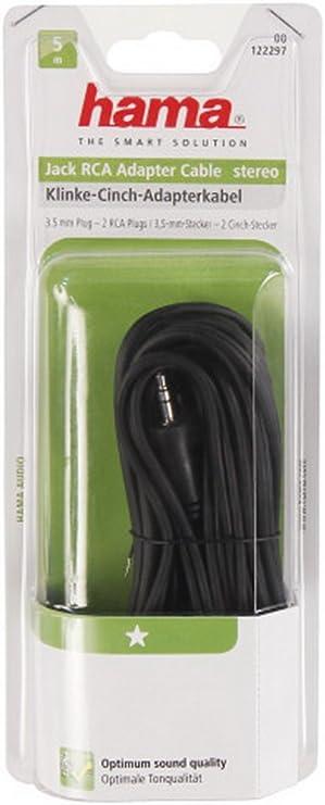 Hama Audio Kabel 5 M Elektronik