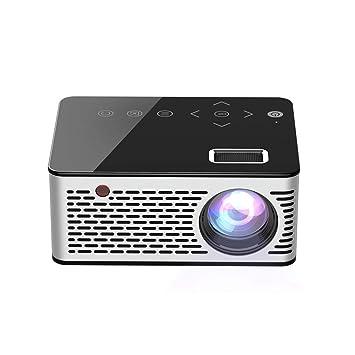Zichen T260 Proyector LCD LED TET portátil 500 LM 320X240p HD Mini ...
