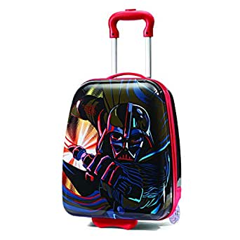 American Tourister Disney 18 Inch Upright Hard Side, Star Wars/Darth Vader, One Size