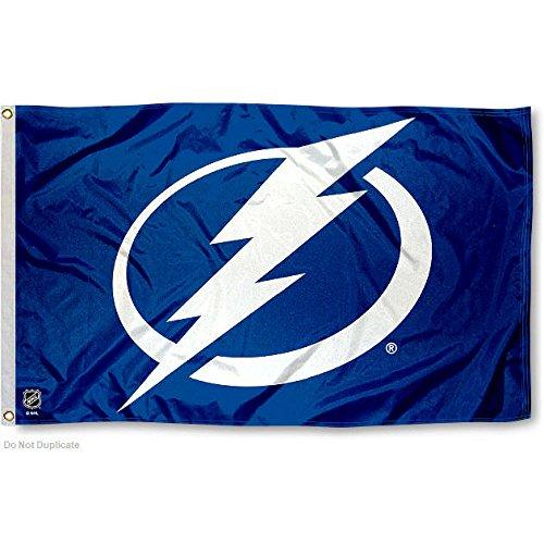 Tampa Bay Lightning Flag 3x5 Banner