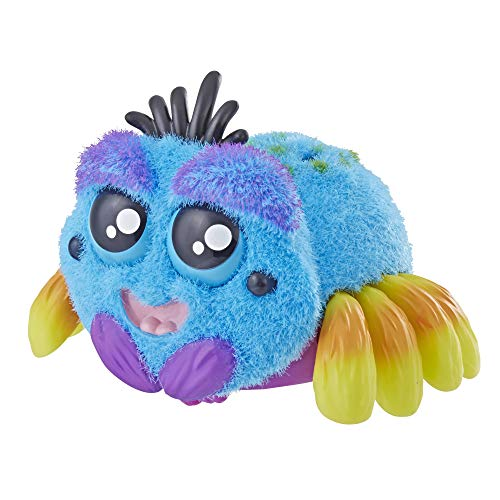 Yellies! Webington Voice-Activated Spider Pet Now $5.59 (Was $14.99)