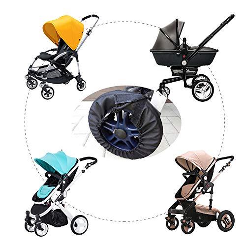 Baby Reifenschutz,2 St/ück Kinderwagen Kinderwagen Kinderwagen Radabdeckung Schutz Anti Dirty f/ür Kinderwagenr/äder Radschutz Kinderwagen R/äder