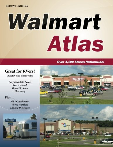 Walmart Atlas Paperback March 6, 2013