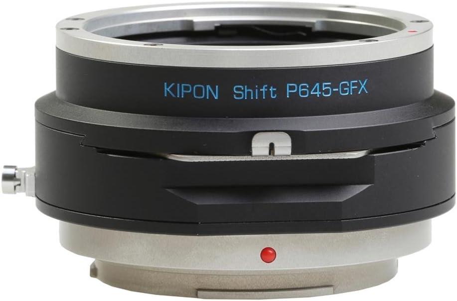 Kipon Shift Adaptateur pour Pentax 645 /á Fuji GFX
