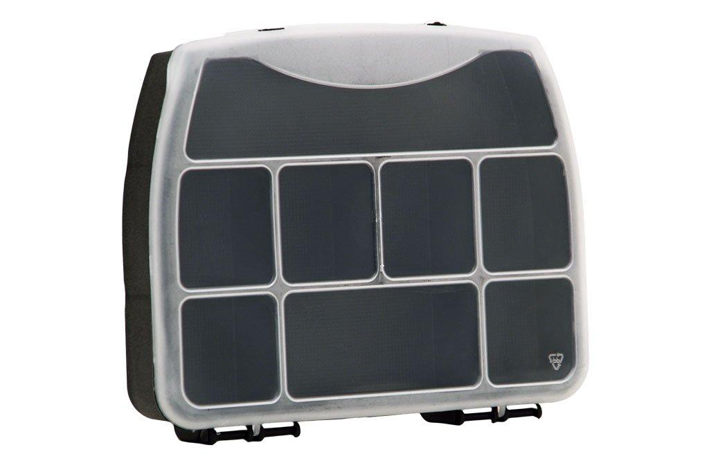 Cofan 09400221 Estuche de 8 compartimentos 190 x 155 x 37 mm