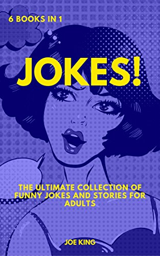 Jokes Ultimate Collection Stories Adults ebook product image