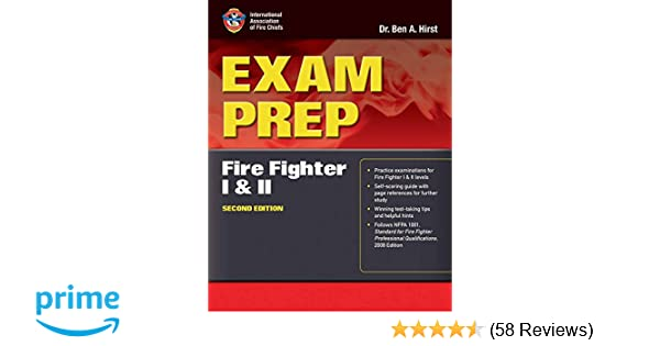Exam Prep: Fire Fighter I and II (Exam Prep (Jones & Bartlett ...
