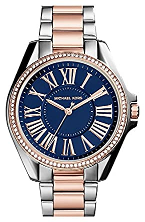 41ccac4742aa Women s Michael Kors  Kacie  Crystal Bezel Bracelet Watch
