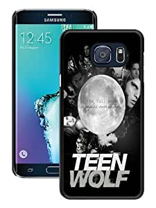 Beautiful Samsung Galaxy S6 Edge Plus Cover Case ,Newest And Durable Designed Case With Teen Wolf Black Samsung Galaxy S6 Edge+ Case Unique And Cool Phone Case
