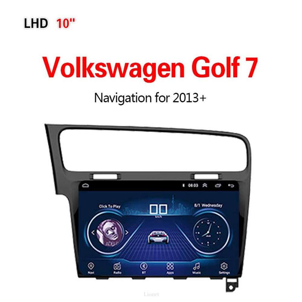 Lionet de navegación GPS para cocheVolkswagen Golf 7,2013+ ...
