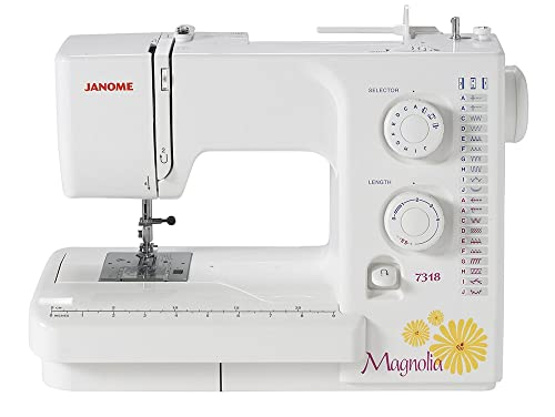 Janome Magnolia 7318 - Best Janome Sewing Machine For Home Use