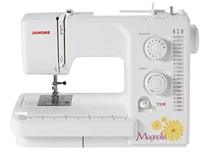 Amazon Janome Magnolia 40 Sewing Machine Arts Crafts Sewing Stunning Janome 7025 Sewing Machine Manual