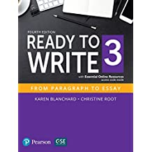 Amazon karen blanchard books ready to write 3 with essential online resources 4th edition fandeluxe Images
