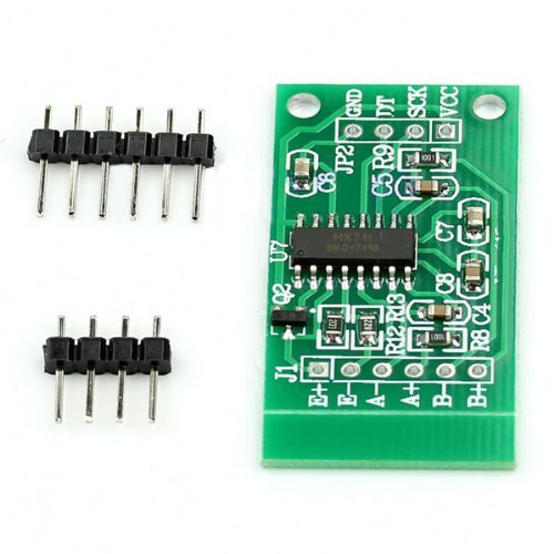 24bit analog to digital converter ADC module serial