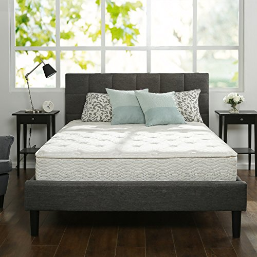 Zinus-Hybrid-Green-Tea-Foam-and-Spring-Mattress