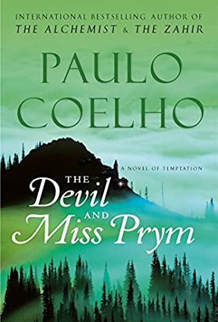 book cover of The Devil and Miss Prym