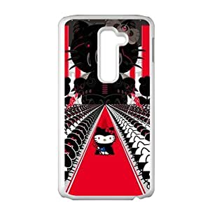 Malcolm Hello kitty Phone Case for LG G2 Case