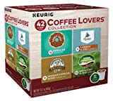 Keurig Green Mountain 121655 42CT Coff Lover K-Cup - Quantity 4