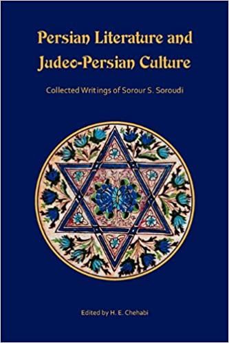 `WORK` Persian Literature And Judeo-Persian Culture: Collected Writings Of Sorour S. Soroudi (Ilex Series). reino suave Agencia Caixa subtly identify