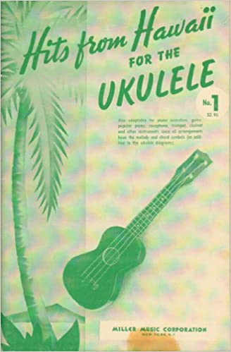 Hits From Hawaii For The Ukulele No 1 Paul Hill Amazon Books