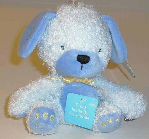 Carter's Child of Mine Small Blue Barking Dog