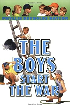 The Boys Start the War 0440910269 Book Cover