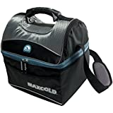 Igloo 55912 Playmate Gripper Maxcold Cooler, 16-Can, Black