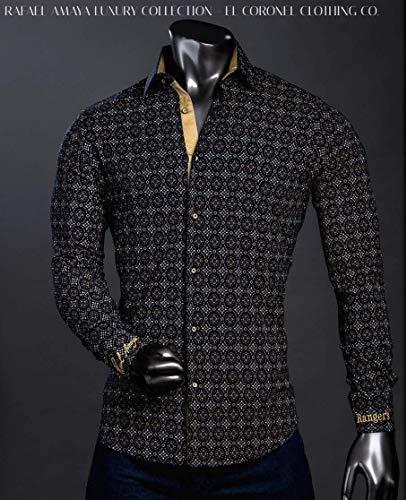Rafael Amaya Luxury Collection Ankara Style Long Sleeve Designer -