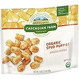 Cascadian Farm Organic Spud Puppies, Premium Frozen