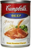 Campbell's Gravy, Beef, 10.5 Ounce